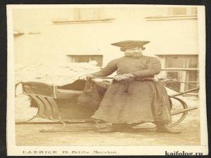 Фото россиян середины 19-го века