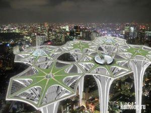 Sky Terra - проект небоскребов будущего