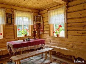 О русской деревне