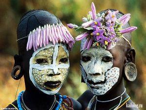 Модницы-аборигенки