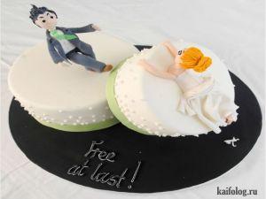 Торты для разводов