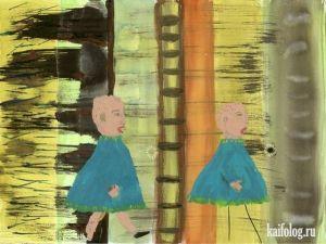 Картины Джона Лурье
