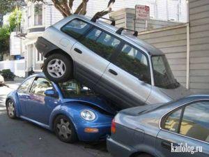 Мастера парковки. Часть-5