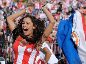 Лучшие фото c чемпионата по футболу 2010