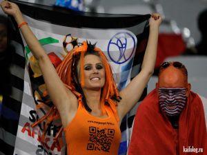 Чемпионат Мира по футболу 2010. Часть-2