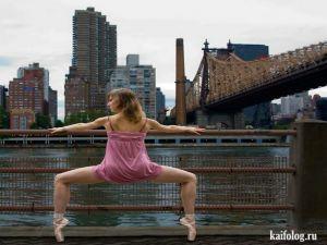 Городские танцоры