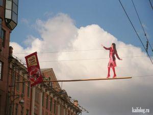 Креативная наружная и печатная реклама