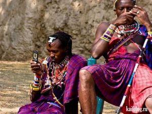 Африканские приколы