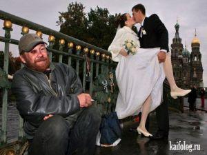 Самые прикольные свадьбы 2010 года