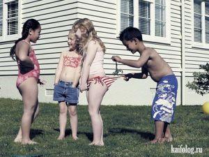 Приколы про детей