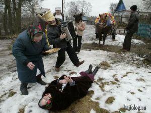 Весна по-русски