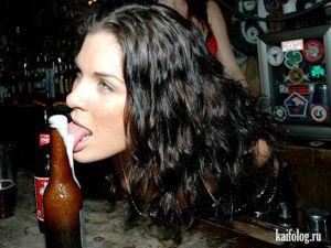 Алкогольные приколы