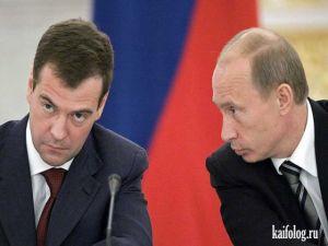 Медведев против Путина или выборы 2012