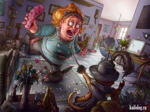 Иллюстрации от Michal Dziekan
