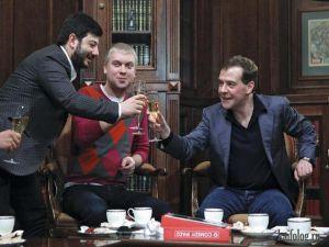 Прикольные фото политиков