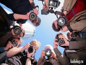 Прикольные фото фотографов. Часть-3