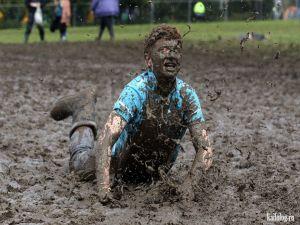 Фестиваль любителей грязи