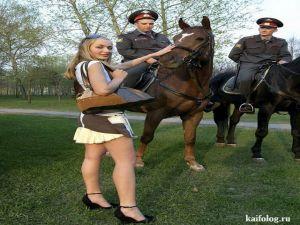 Приколы про полицию