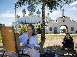Чисто русские фото. Подборка-178