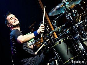 Самый счастливый барабанщик