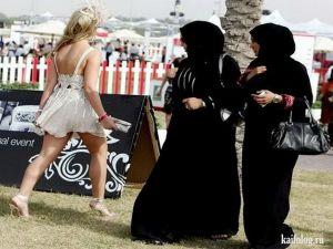 Тем временем в Дубае