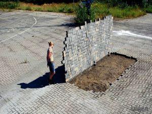 Уличные инсталляции Брэда Дауни