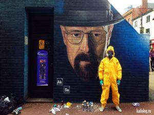 Лучшие граффити