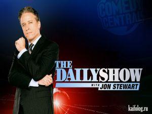 The Daily Show - Про Крым и санкции против России