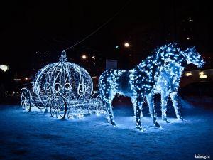 Красивые фото: зимняя сказка
