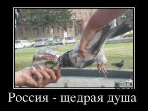 Чисто русские демотиваторы - 198