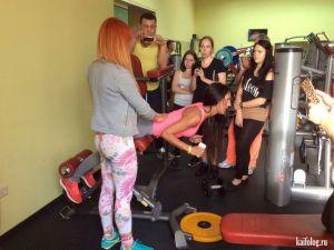 Пора худеть или приколы про фитнес