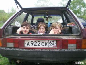 Смешные фото девушек