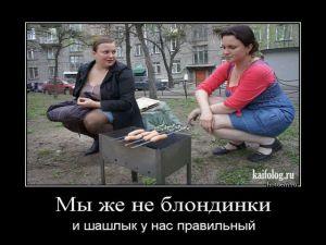 Прикольные демотиваторы про Россию - 232