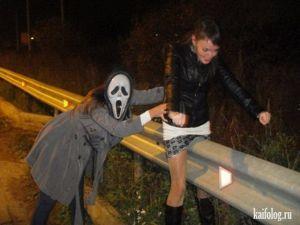 Чем ночью занимаются девушки