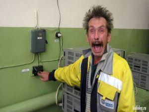 Приколы про электриков