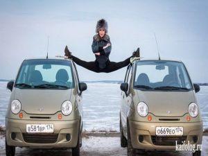 Русские автоледи