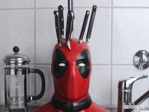Креативные кухонные штучки