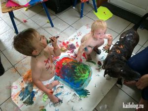 Несносные дети