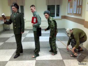 Маразмы российской армии