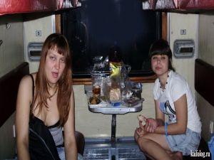 Ужасы российских поездов