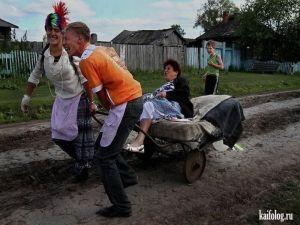 Приколы на деревне