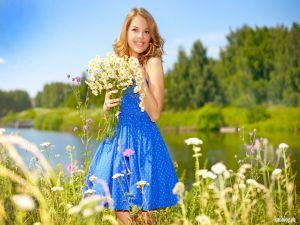Красота русской природы