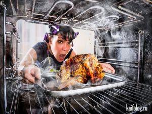 Неудачные кулинарные творения