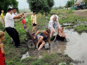 Маразмы русской деревни