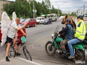 Отборные русские маразмы и приколы