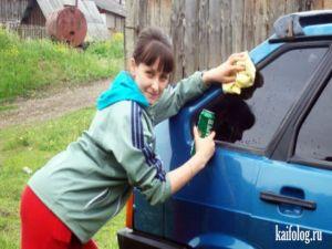 Русские авто приколюхи