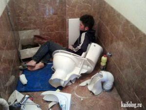 В отрубе или как спят пьяные