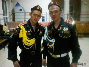 Швейные войска Украины и Казахстана