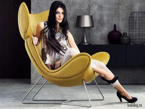 Необычные кресла и стулья