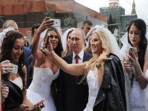 Приколы про Владимира Путина